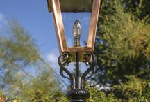 Victorian Garden Lighting / Add a touch style to your garden, drive way and outdoor areas with Ornate Garden's authentic Victorian Garden Lightin. Light your driveway or patio area; adding additional security while enhancing your garden. http://www.ornategardenlighting.com/  #victorianlamposts #gardenlights #victorianstyle #victorian #victorianlights #gardenlighting