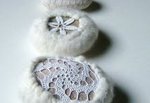 Crochet / Crochet in many forms, such a versatile craft!