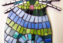 Mosaics/ Glass Art/ Ceramics/Pottery