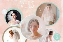 Veils, Gowns, and Shoes