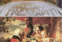 Tiary angielskie - Victorian emerald tiara