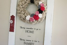 DIY Decorations  / by Corie Simpson