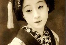 Japanese women(History) / 古き良き時代の大和撫子(日本女性)をピンします。