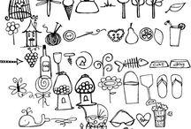 Art & Doodles