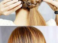 Hair Ideas  / by Tracy Foley