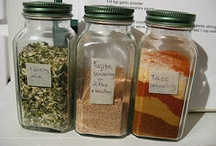 Seasonings/Herbs/Spices/Seeds/Oils
