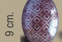 Moldes para huevos de Pascua / Moldes para huevos de Pascua