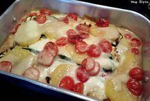 Contorni - Il Cucchiaio Verde / Raccolta di ricette di contorni facili e gustosi!