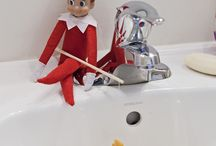 Elf on a shelf / by Autumn Rose