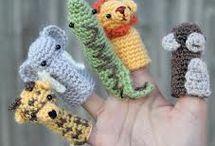 Crochet Toys / Hračky