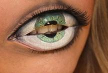 halloween make-up / by Lisa Bartlett Hall