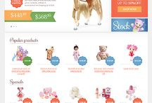 Toys Store osCommerce