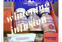 vitamin c kaufmann infus pemutih kulit yang aman bagi lambung Rp. 550.000