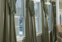 Cortinas para Bay Window