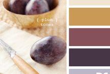 Decoration: Color Matching / by Soraya Deborggraeve
