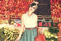 summer vintage outfits