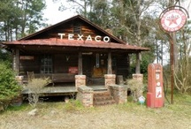 Old Gas Station Photos / Here is a collection of photos of old gas station photos for everyone to enjoy. / by Thomas Byers