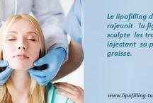 Lipofilling  Visage