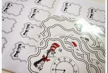 Dr. Seuss Day  / by Soni McClelland