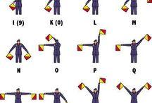semaphore codes