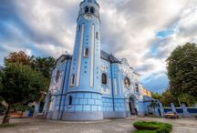 Churches of Bratislava