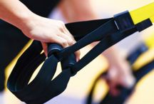 TRX / If it doesn't challenge you, then it doesn't change you. Good things come to those who sweat!