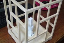 Custom Lamp Cage