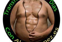 ADELGAZA Y TRANSFORMATE / secretos para mejorar tu salud,  adelgazar y transformarte,  con o sin entrenador personal