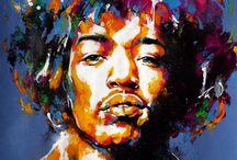 """mes peintures / peinture à l""""acrylique"""
