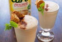 Recepty z caro kávy