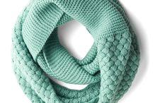 Knitting- Neckwear / by Diana Kn