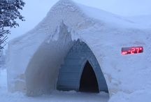 General photos and videos about Arctic Snow Hotel / General photos and videos about Arctic Snow Hotel