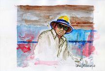My ArtWork / acquarelli, illustrazioni