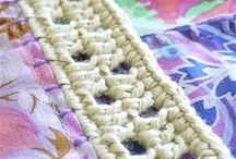 crochet and quilt