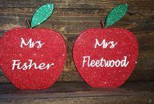 Teacher Gifts To make