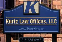 Law Office Signs