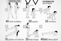 Workouts / Inspiration for workouts