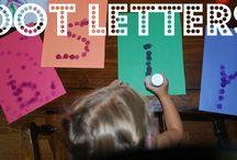Letter Learning / by Jen Chamberland
