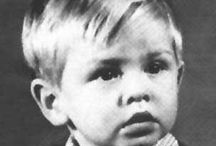 Rolling Stones members childhood pictures