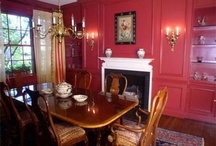 dining room / by Ruth Tyree