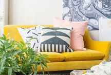 Colour Trend | Sunshine Yellow