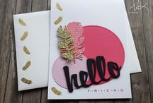 // CARDS - HELLO / Handmade Cards By Melissa Kay By Design