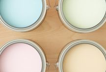HOME MADE PAINTS