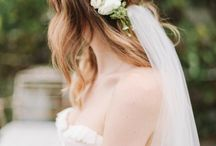 Esküvő Viki  haj