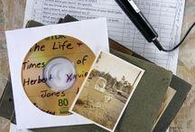 Family history recordings