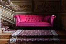 Velvet Pink Couch Goals