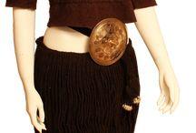 oděvy bronz