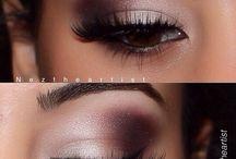 oči make-up