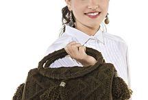 bolsas bellas crochet