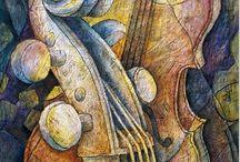 Music/Musical Instruments / by Karen Tiffen